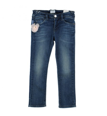 Джинсы ARMANI JUNIOR Denim