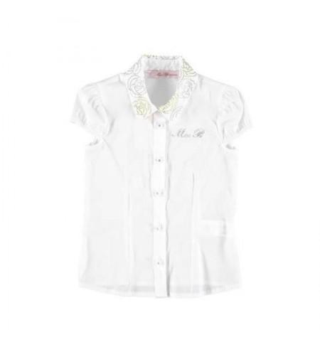 Блузка MISS BLUMARINE Optic White