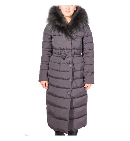 Пуховое пальто
