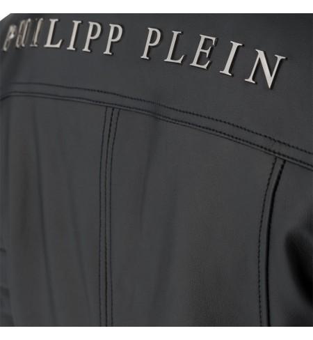 Кожаная куртка PHILIPP PLEIN The Perfect Mix