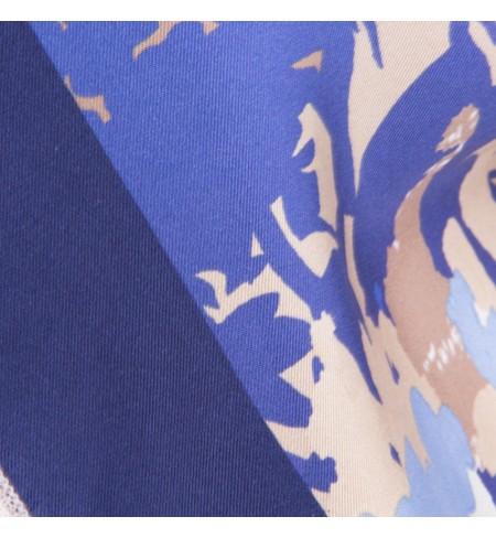 Kофта SALVATORE FERRAGAMO Bi/Col Oxford Blu/N