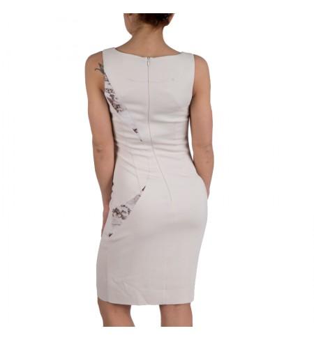 Платье D.EXTERIOR Cipria/Marmo