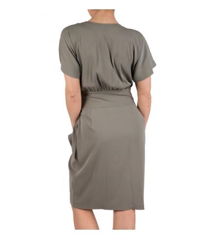 Платье ARMANI COLLEZIONI Verde