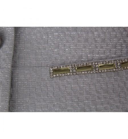 Пальто MISS BLUMARINE Stone Grey