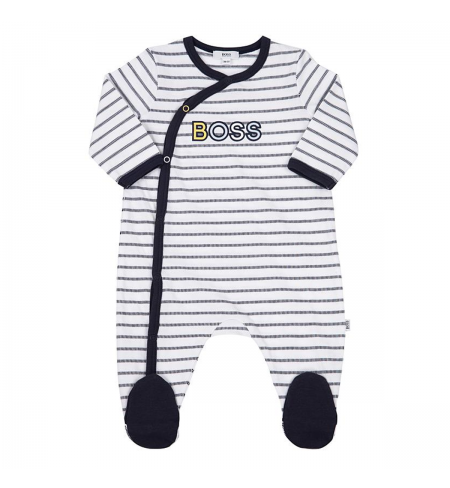 Ползунки HUGO BOSS Set Pyjamas+Bib