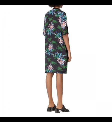 Платье KENZO Lime