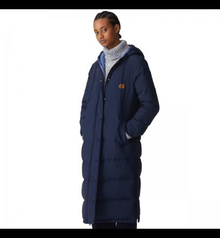 Пальто KENZO Navy Blue