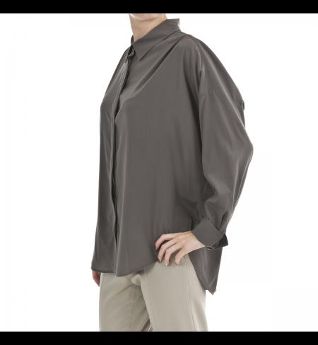 Рубашка LORENA ANTONIAZZI Marron Glace