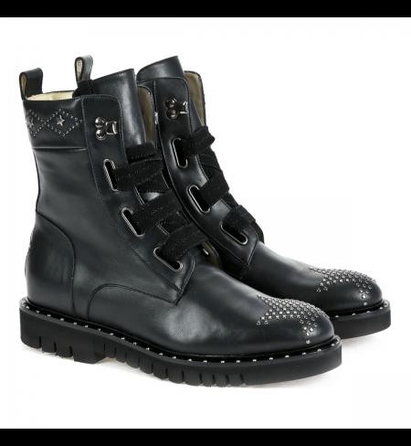 Ботинки LORENA ANTONIAZZI Black