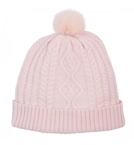 Шапка MAX MOI Baby Pink
