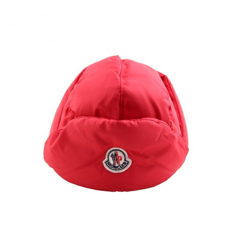 Шапка MONCLER Red