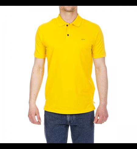 Рубашка поло PAUL AND SHARK Yellow