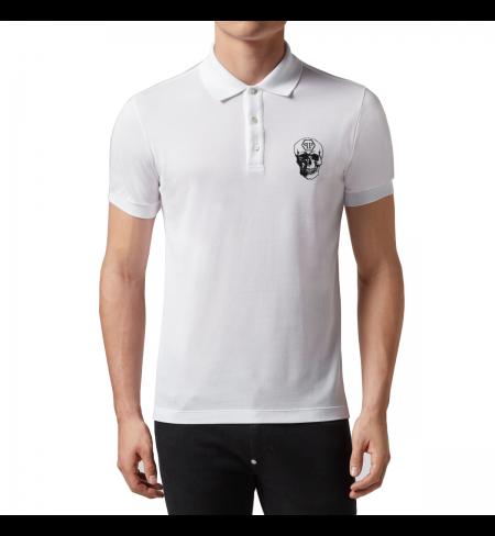 Рубашка поло PHILIPP PLEIN White