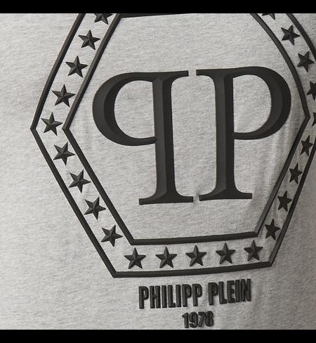 Т-майка PHILIPP PLEIN Grey
