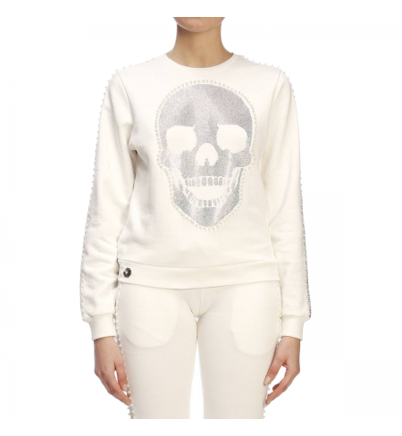 Джемпер PHILIPP PLEIN White