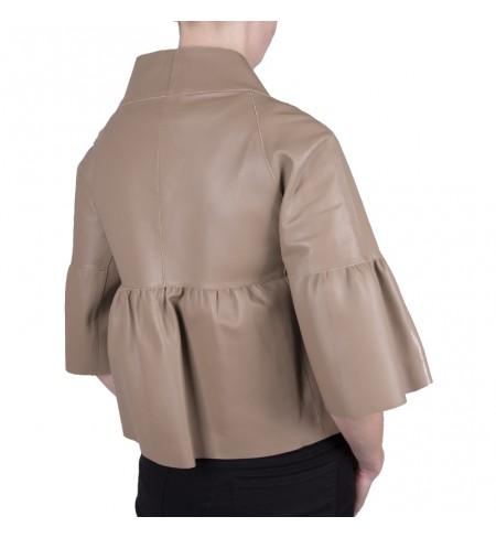 Кожаная куртка RED VALENTINO Duna
