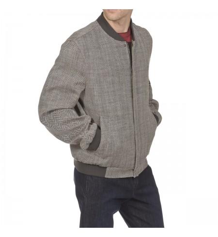 Куртка SALVATORE FERRAGAMO Parchment
