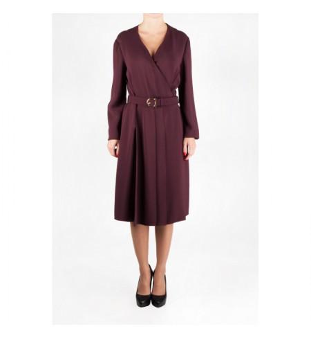 Платье SALVATORE FERRAGAMO Rouge Noire