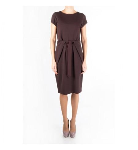 Платье ARMANI COLLEZIONI Marrone