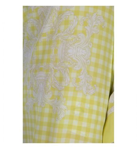 Платье VERSACE Acacia+Lime