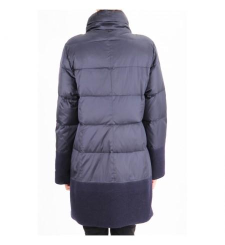 Пуховое пальто VIOLANTI Navy
