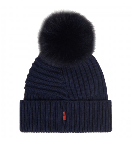 Шапка WOOLRICH Blue