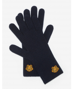 Перчатки KENZO Midnight Blue