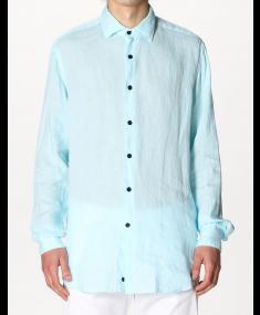 Рубашка PAUL AND SHARK Light Blue
