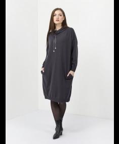 Платье PESERICO Grey