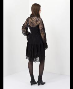 Платье E.ERMANNO SCERVINO Black