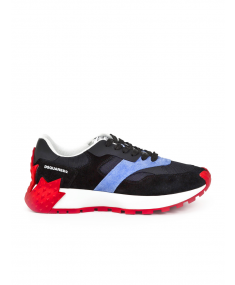 Спортивная обувь DSQUARED2 Blu Rosso