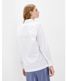 Рубашка MAX MARA Optical White