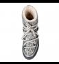 Ботинки INUIKII Studs silver