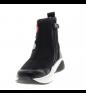 Ботинки MONNALISA Black