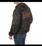Кожаная куртка KENZO Black