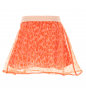 Svārki KENZO Firma Salmon Pink