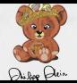 Т-майка PHILIPP PLEIN Teddy Bear