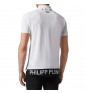 Рубашка поло PHILIPP PLEIN White