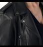 Кожаная куртка PHILIPP PLEIN Black
