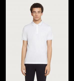 Polo krekls SALVATORE FERRAGAMO White