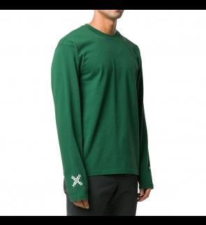 Krekls ar garām piedurknēm KENZO Green