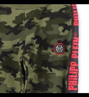 Bikses PHILIPP PLEIN Camouflage