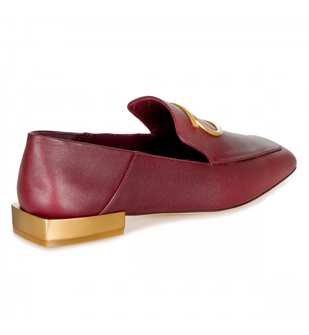 Kurpes SALVATORE FERRAGAMO Red