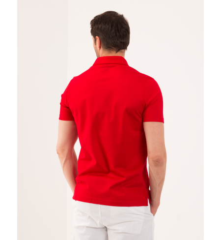 Polo krekls PAUL AND SHARK Red
