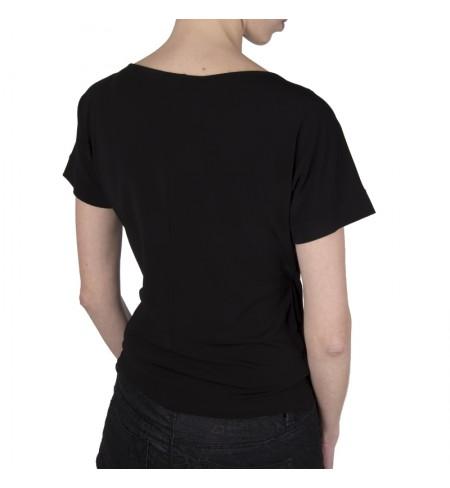 T-krekls ANGELO MARANI Nero