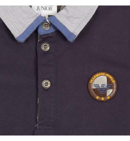Krekls ar garām piedurknēm ARMANI JUNIOR