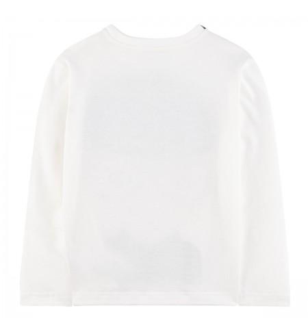 Krekls ar garām piedurknēm DOLCE&GABBANA Bimbo Biondo
