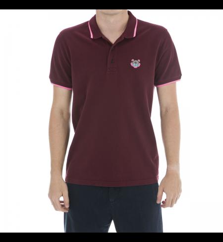 Polo krekls KENZO Bordeaux