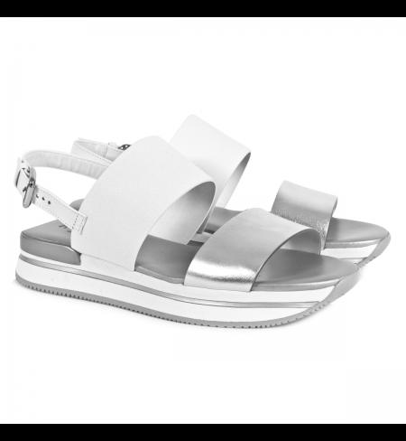 Sandales HOGAN White