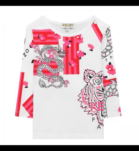 Krekls ar garām piedurknēm KENZO Gilda